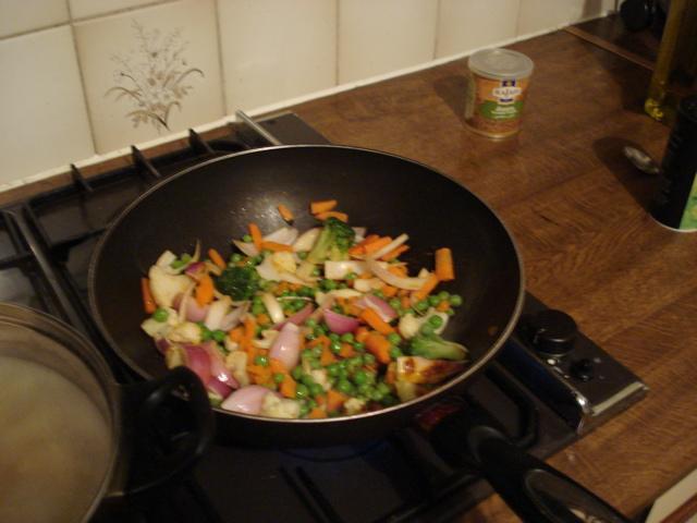 Veggies a-go-go